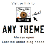 Funky Junk Button