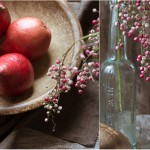 Red Pepper Berries and Pears_4