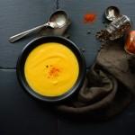 Pumpkin Soup, Food Photography