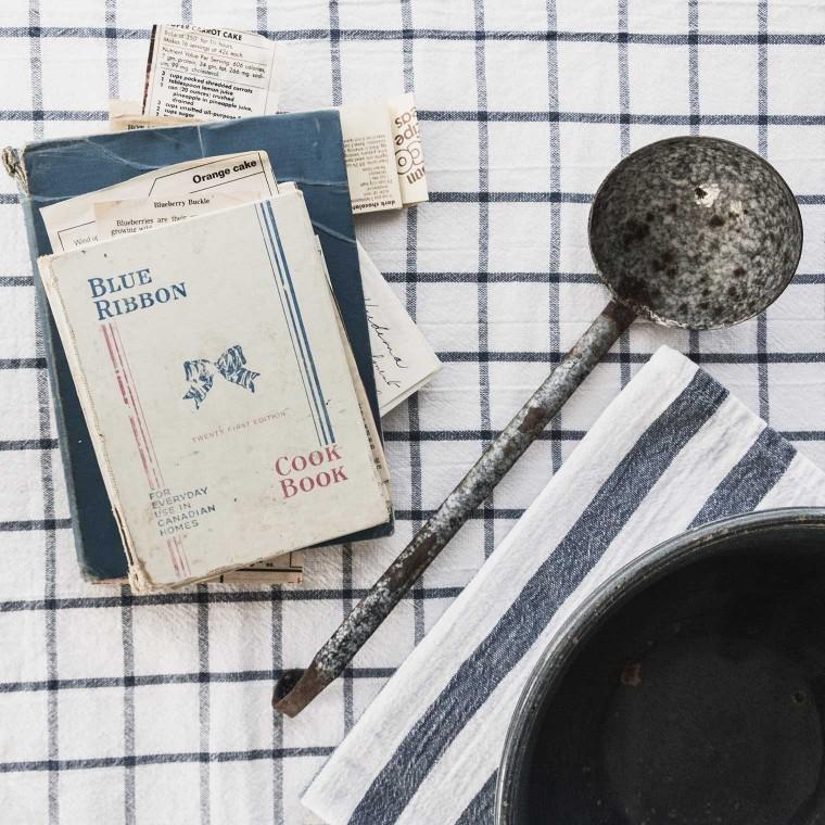 Vintage Kitchen Blues