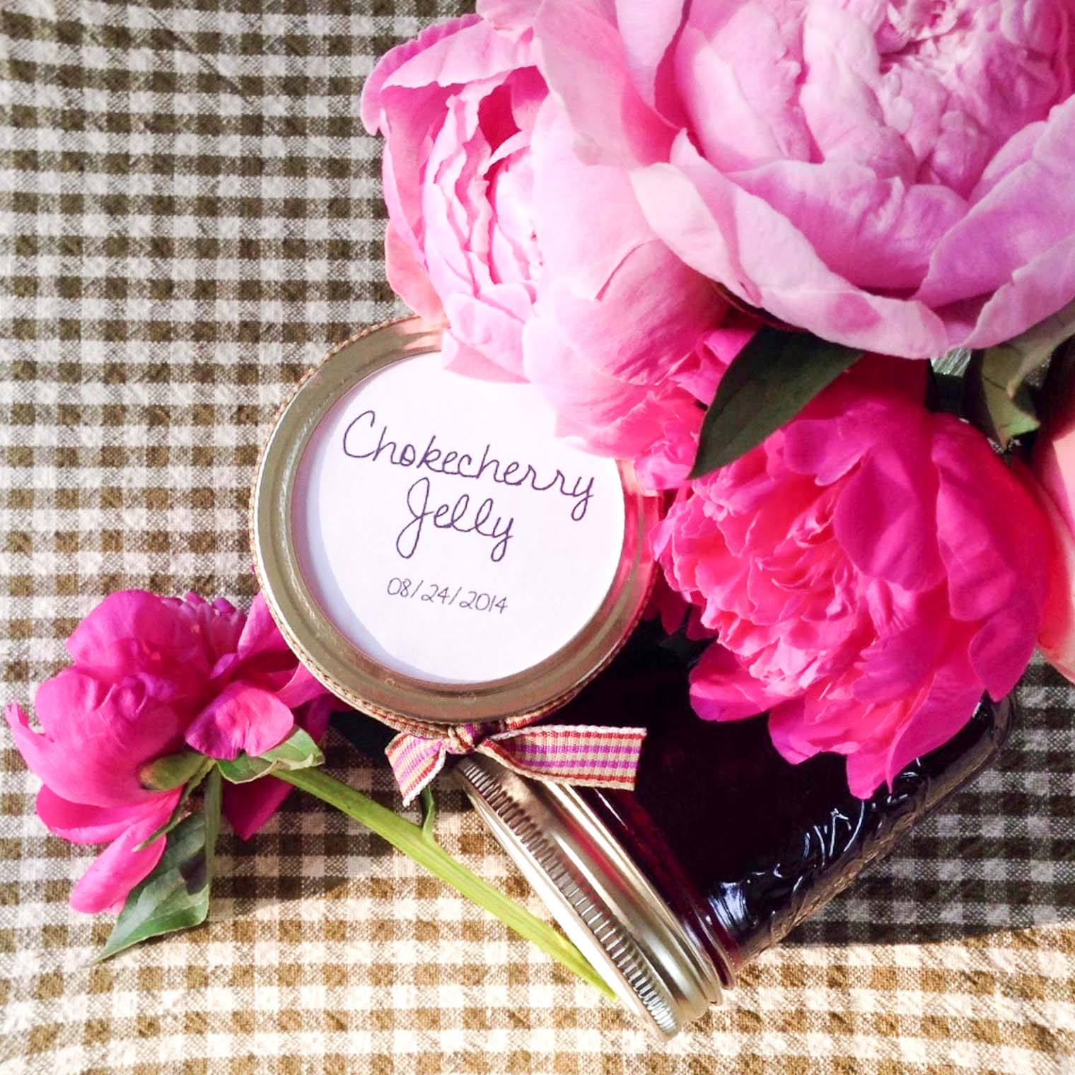 Preserving Fresh Peonies, Keeping With the Times