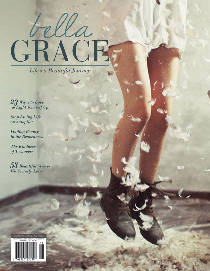 Bella Grace Issue 7 Cover