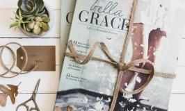 Bella Grace Giveaway Winner!