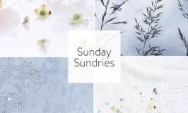 Sunday Sundries Feature May 22
