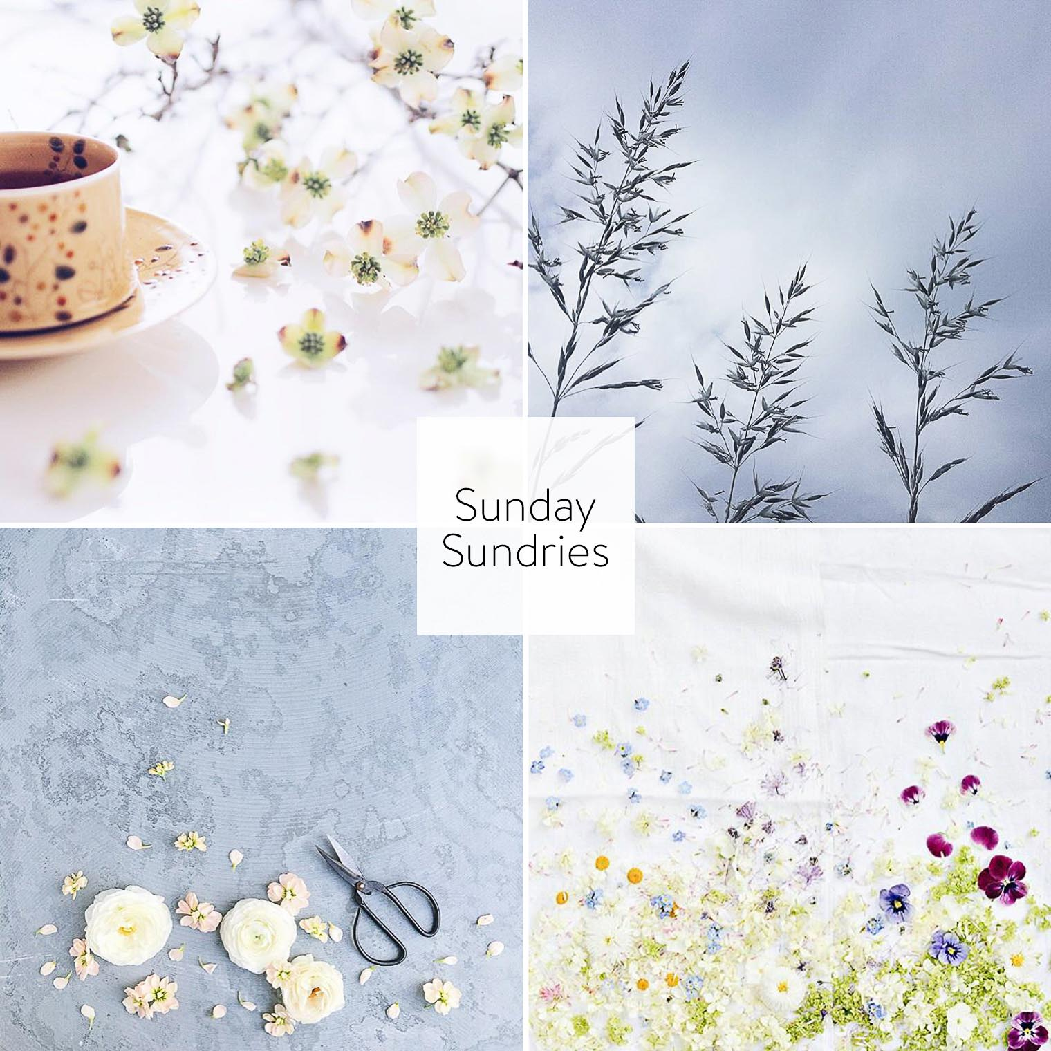 Sunday Sundries Feature May 22, Keeping With the Times