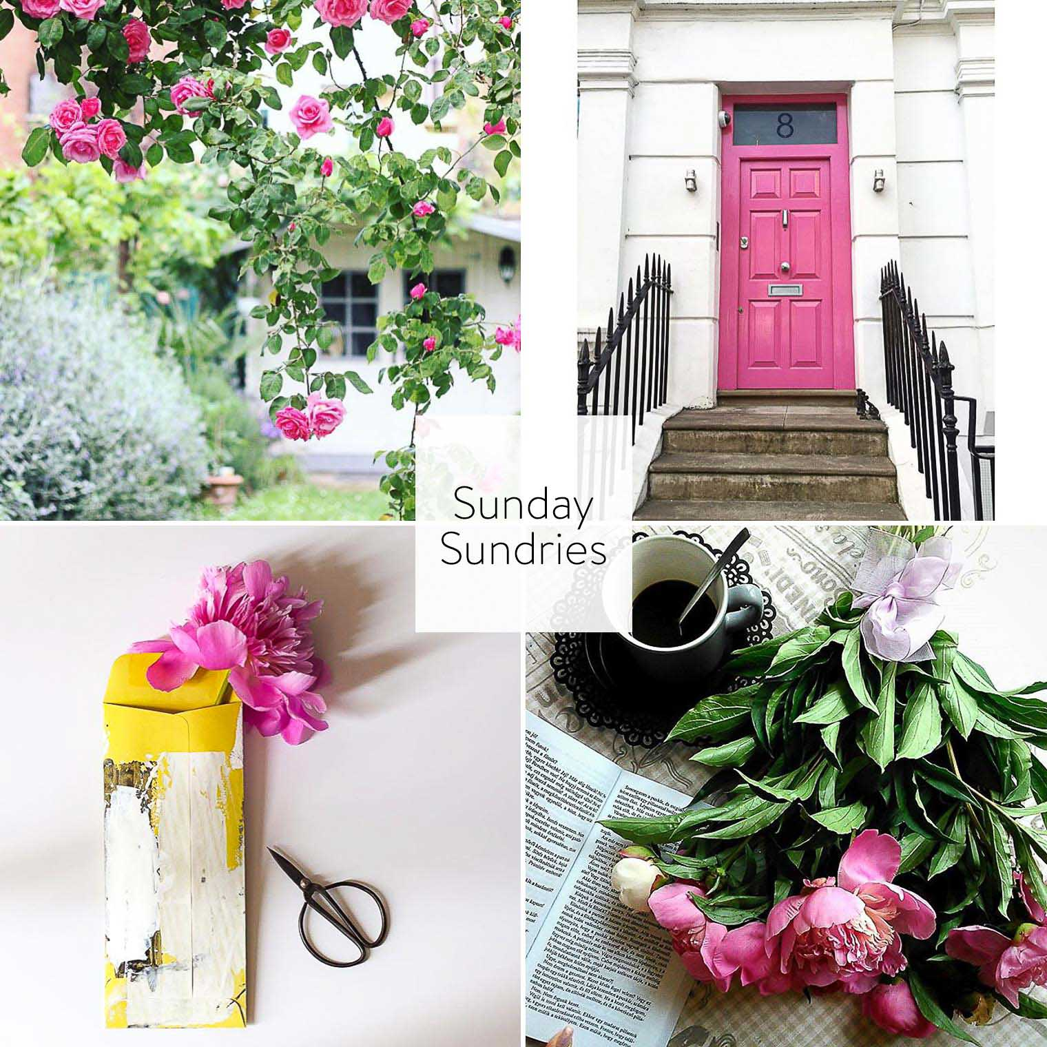 Sunday Sundries Feature May 29, Keeping With the Times