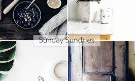 Sunday Sundries Feature June 26
