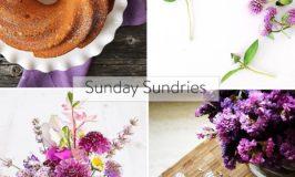 Sunday Sundries Feature July 17