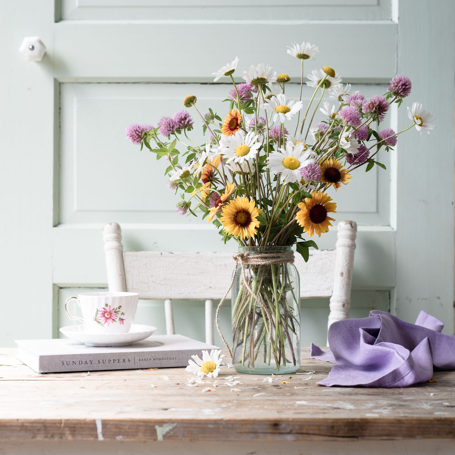Floral Arranging How-To, Keeping With the Times