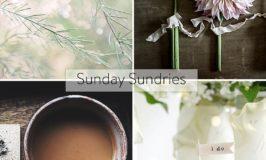 Sunday Sundries Feature August 21