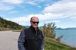 David Thompson Highway, Alberta, Canada