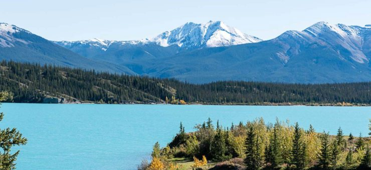 Abraham Lake, Alberta is a Hidden Gem!