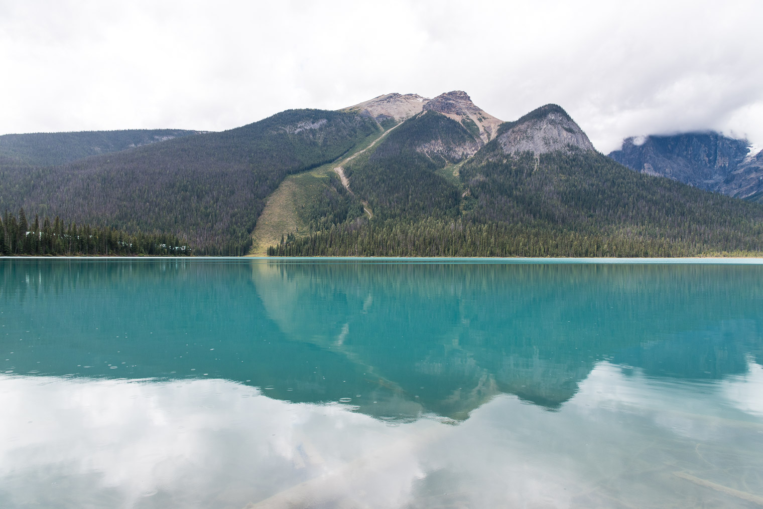 Emerald Lake, British Columbia, Keeping With the Times