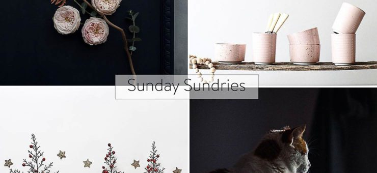 Sunday Sundries Feature December 4