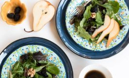 Maple Walnut Salad Dressing