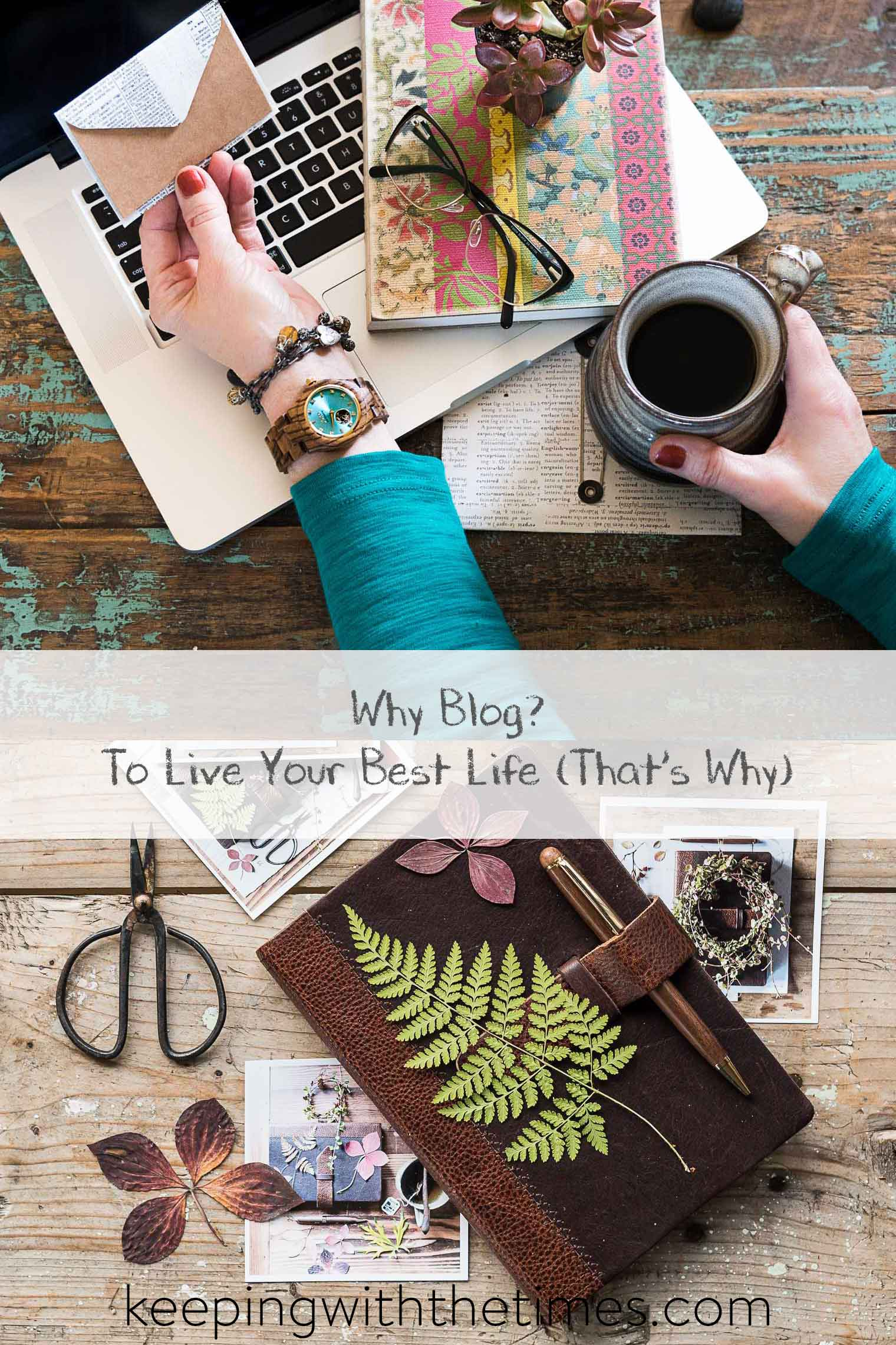 Why would I start a blog? What could I possibly have to offer that would be any different from the thousands upon thousands of other blogs out there in the world?